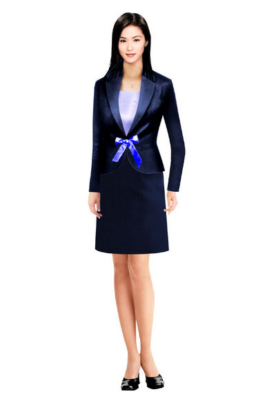 团购时尚女西服