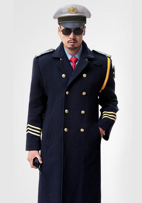 安保大衣制服